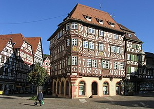 Mosbach - Image: Mosbach palmscheshaus