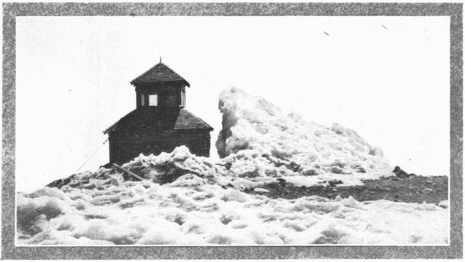 Mount Adams Lookout