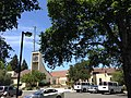 Mountain View police fire headquarters from side.jpg