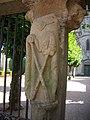 Moutier-d'Ahun - église de l'Assomption, portail (02).jpg