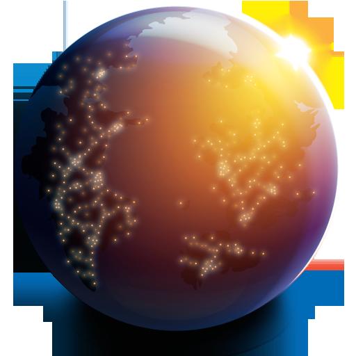 Mozilla Aurora icon