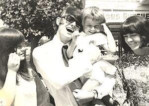Mr. Lee Grant - Mr Lee Grant meets a fan in 1968