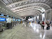 Chhatrapati Shivaji International Airport is the busiest in South Asia