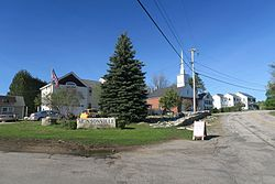 Munsonville sign