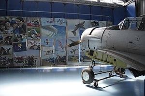 Museo dell'Aeronautica Gianni Caproni, northern hangar, 2011 (4).JPG