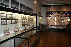 Museum of the History of Riga and Navigation - Image: Museum History Riga Navigation I
