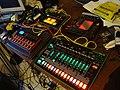 Musical toys - Korg Volca Bass, Roland AIRA TB-3 Touch Bassline, Akai MPX16 Sampler, Roland AIRA TR-8 Rhythm Performer, Korg Kaoss Pad 3 (by David J).jpg