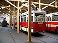 Muzeum MHD, tramvajový vlečný vůz 1314.jpg