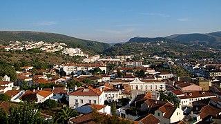 Porto de Mós Municipality in Centro, Portugal