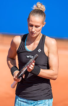 Nürnberger Versicherungscup 2014-Polona Hercog by 2eight DSC2820.jpg