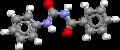 N-Benzoyl-N'-phenylurea X-ray 3D balls.png