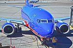 N424WN Southwest Airlines Boeing 737-7H4 (cn 29828-1105) (7978818799).jpg
