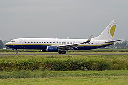 Boeing 737-800 der Miami Air International
