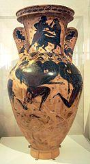 Nessus amphora