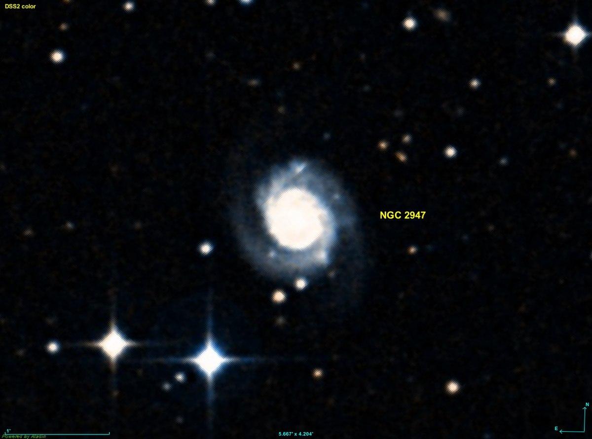 NGC 2947