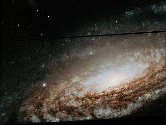 NGC 7331 - Spiral galaxy NGC 7331, by HST.