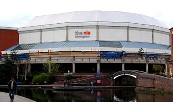 National Indoor Arena (2005)