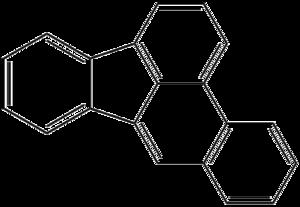Benz(e)acephenanthrylene - Image: NIST Benz e acephenanthrylene 20140305