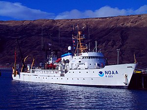 NOAAS Miller Freeman (R 223)