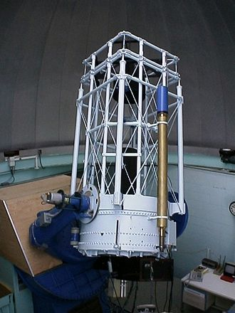 Ritchey–Chrétien telescope - The 40-inch (1.0 m) Ritchey at United States Naval Observatory Flagstaff Station