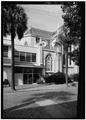 NORTH SIDE AND EAST REAR - Mickve Israel Synagogue, 428 Bull Street, Savannah, Chatham County, GA HABS GA,26-SAV,76-4.tif