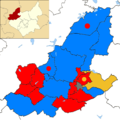 NWLeics 2003 Election Map.png