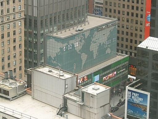 NYC Lehman Brothers building