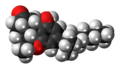 Nabilone molecule spacefill.png
