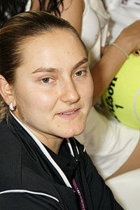 Nadia Petrova at the 2008 WTA Tour Championships.jpg