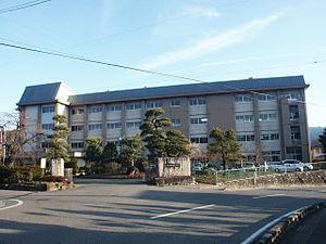 阿智高等学校