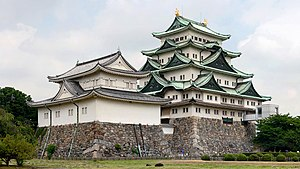 Oda clan - Nagoya Castle