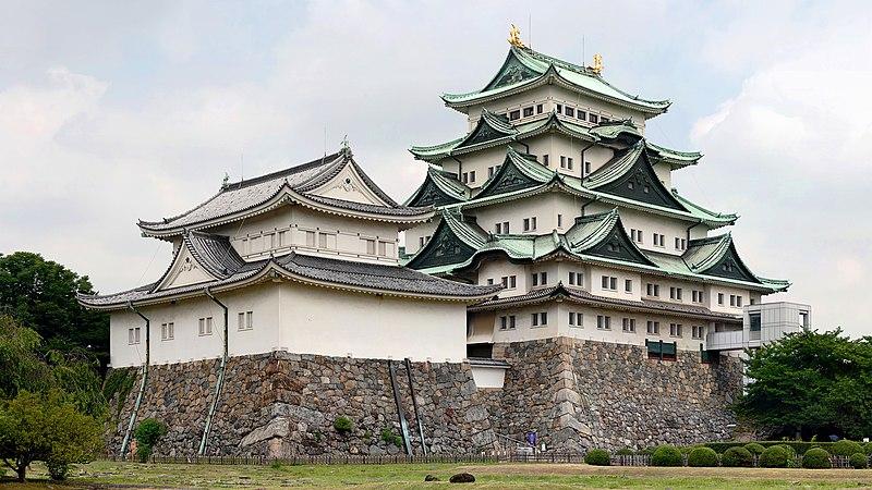 File:Nagoya Castle(Edit2).jpg