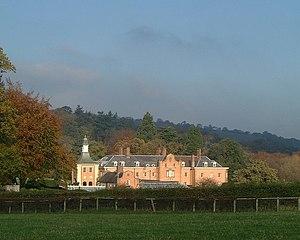 Nantclwyd Hall - Nantclwyd Hall