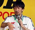 Naoki Hattori 2008 Super GT.jpg