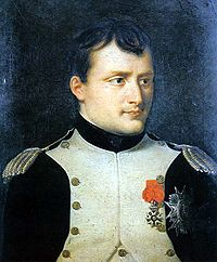 Napoleone Bonaparte soggiornò a Stupinigi nel 1805