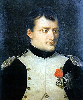 Emperor of the French - Image: Napoleon the first