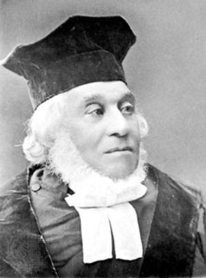 United Synagogue - Nathan Marcus Adler, Chief Rabbi and founder of the United Synagogue