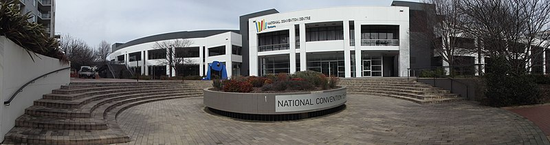 File:National Convention Centre - panoramio.jpg