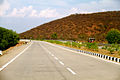 National highways of India NH 27 (old NH 76) Rajasthan Roads March 2015 b.jpg