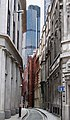 Natwest tower framed by Telegraph Street, Moorgate, London - geograph.org.uk - 1408538.jpg