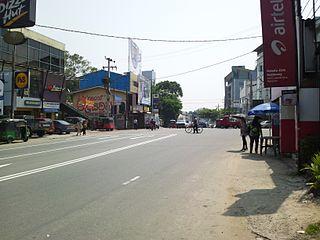 Nawala Suburb in Western Province, Sri Lanka