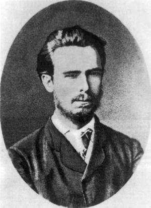 Sergey Nechayev - Nechayev in 1870.
