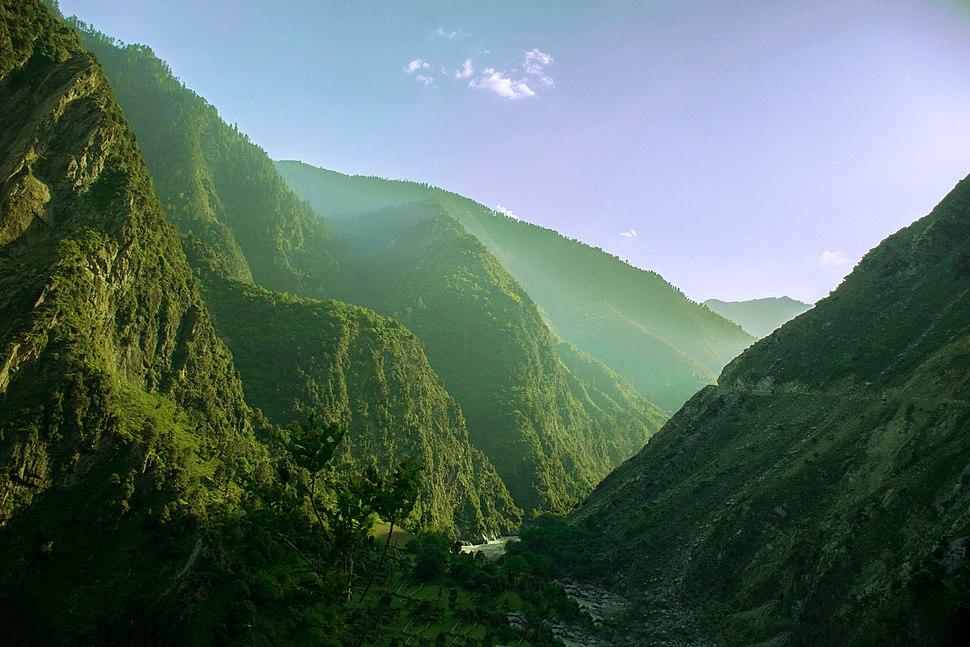 Neelum Valley, Azad Jammu & Kashmeer, Pakistan