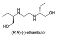 Negative enantiomer of ethambutol.png