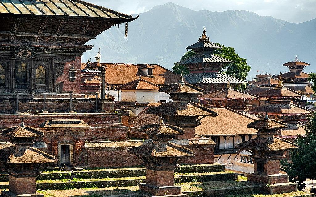 Nepal Kathmandu Durbar Square 23