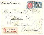 Netherlands 1922-08-17 cover.jpg