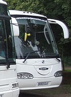 New Enterprise Coaches coach (GO03 CLA), 2 October 2013.jpg