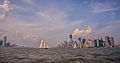 New York from the Hudson (7259371166).jpg