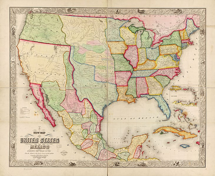 File:New map of the United States and Mexico. LOC 98685386.jpg ...
