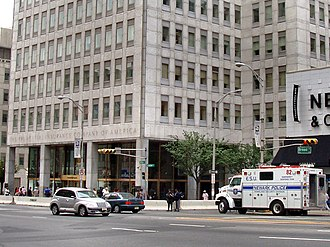 Prudential Financial - Homeland Security secured the Prudential Headquarters in August, 2004